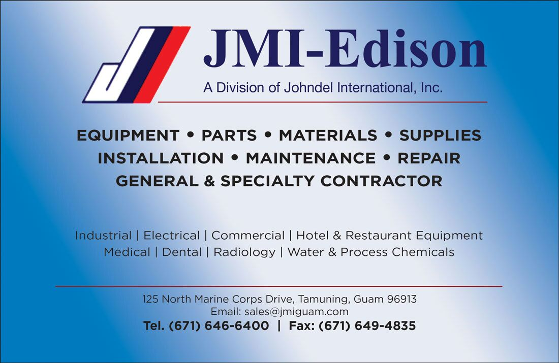 Jmi Edison Bringing Good Things To The Western Pacific